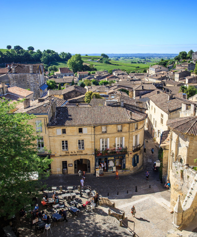 Excursion guide touristique Saint Emilion